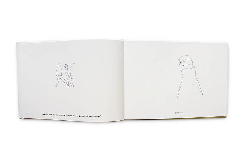 Aufgeschlagenes buch gezeichnet  Alexander Schräpler - Zeichnung, Fotografie, Mischtechnik: Buch ...